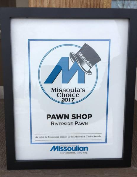 Missoula's Choice 2017!
