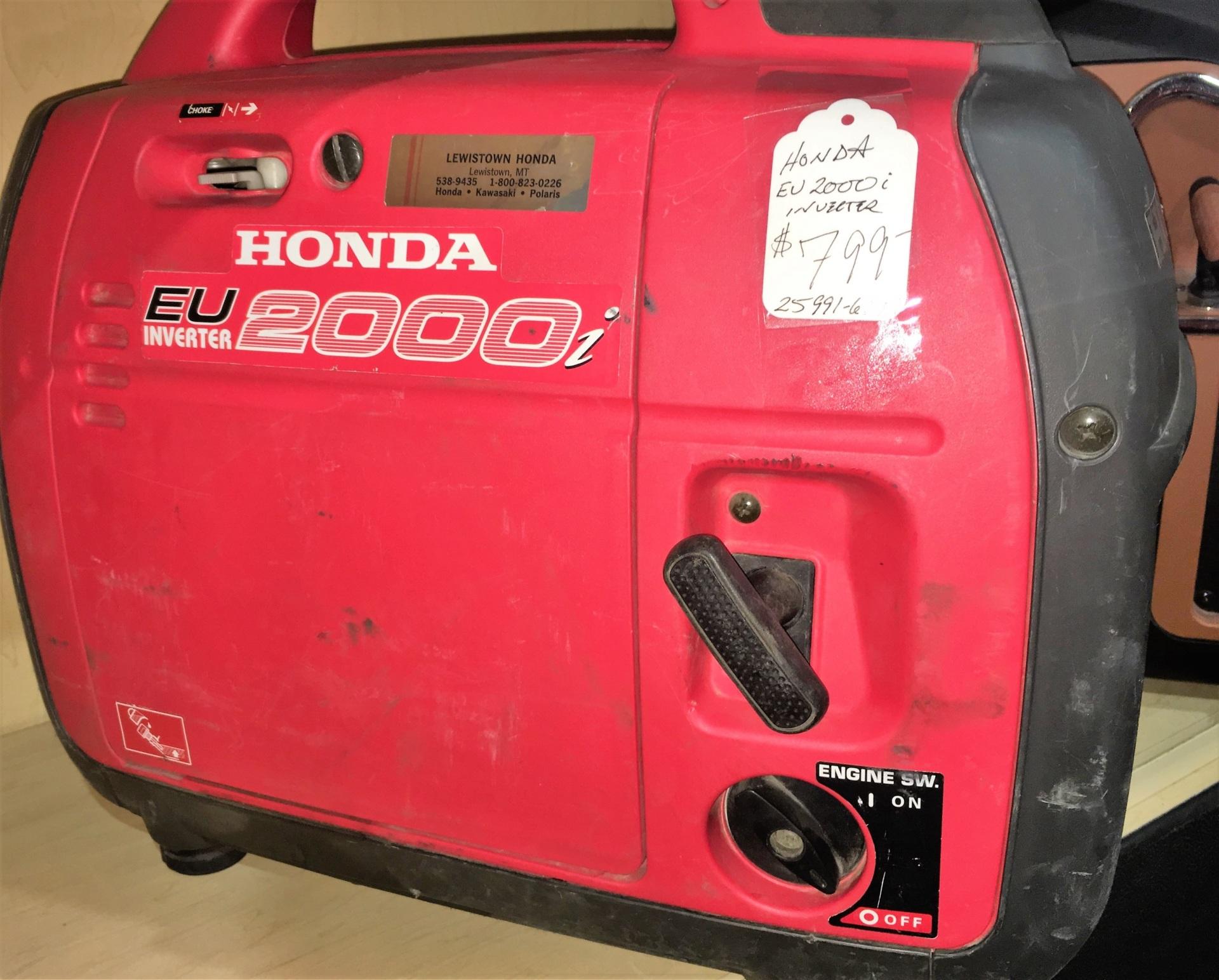 Honda e2000i