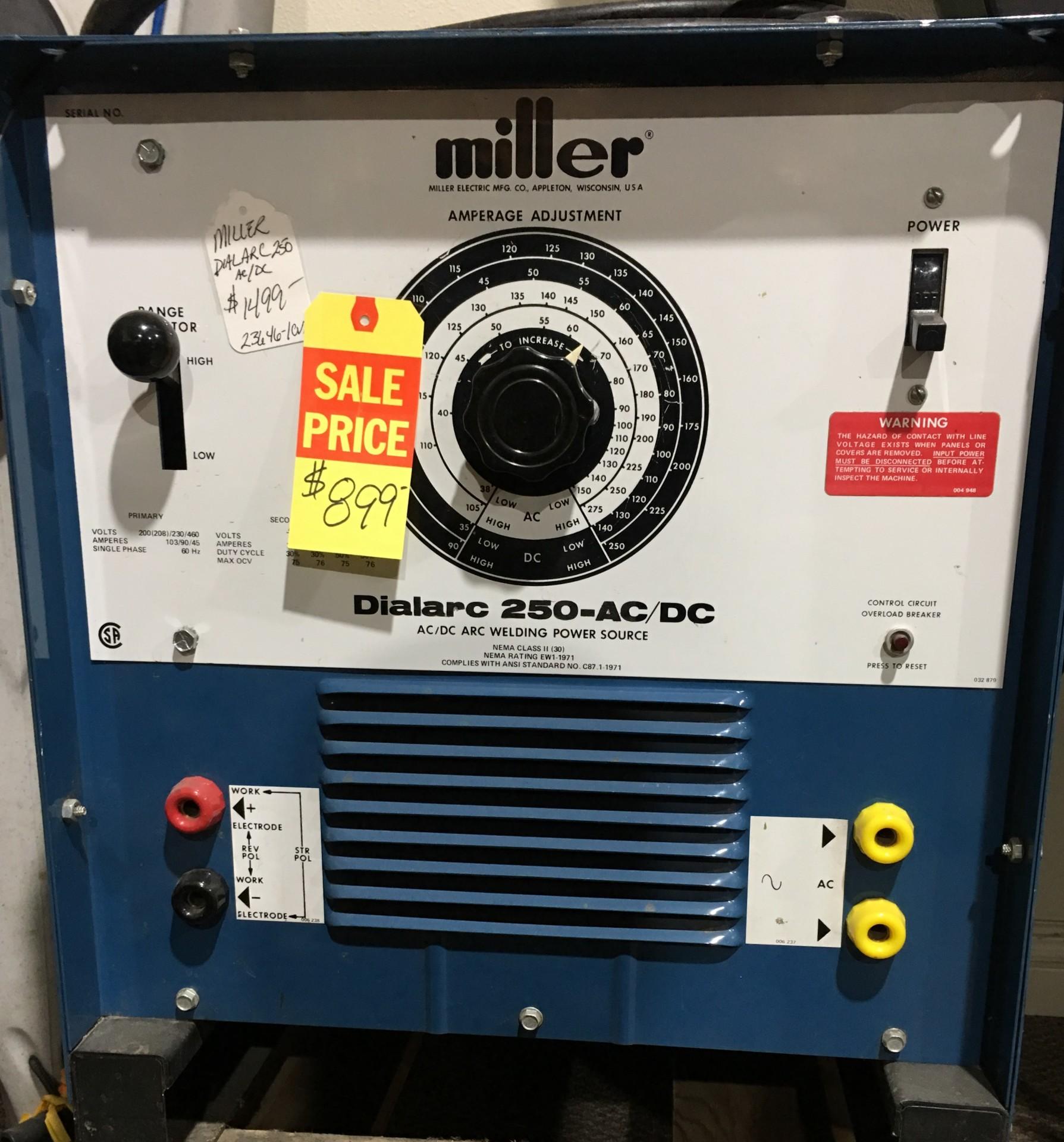 Miller Dialarc 250