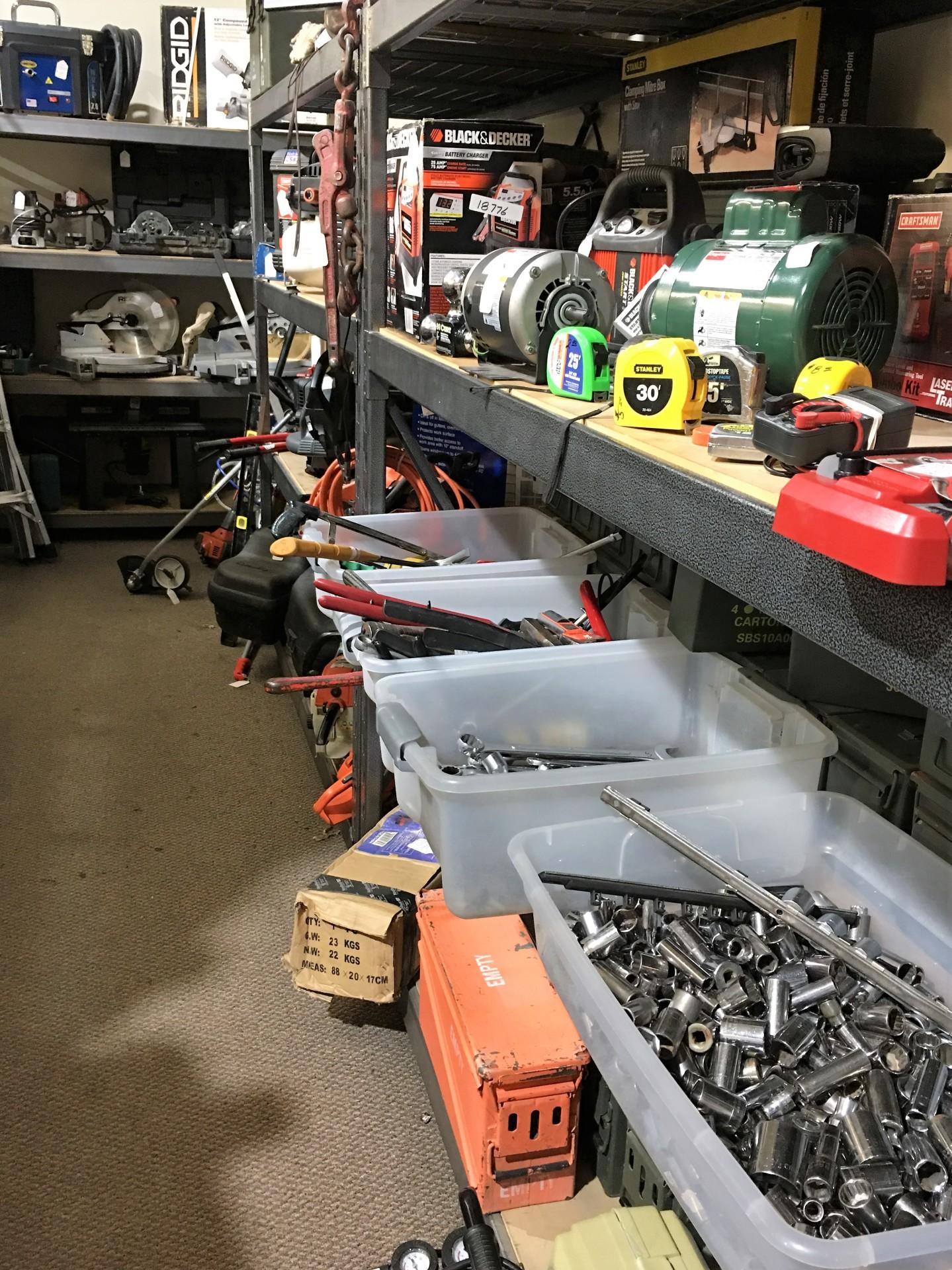 Tool Aisle