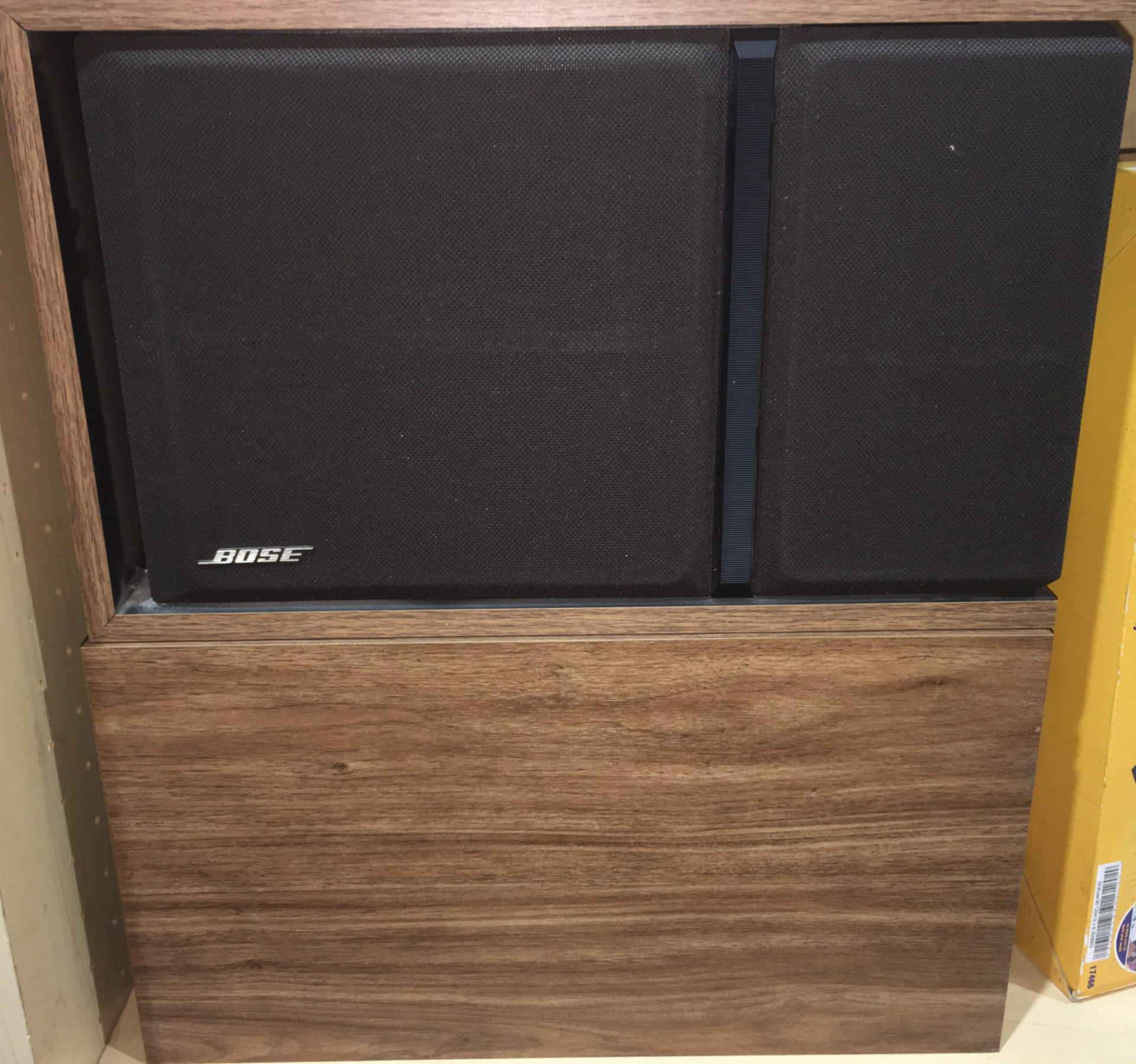 Bose Shelf Speakers