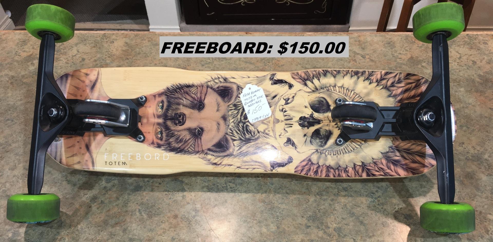 Freeboard