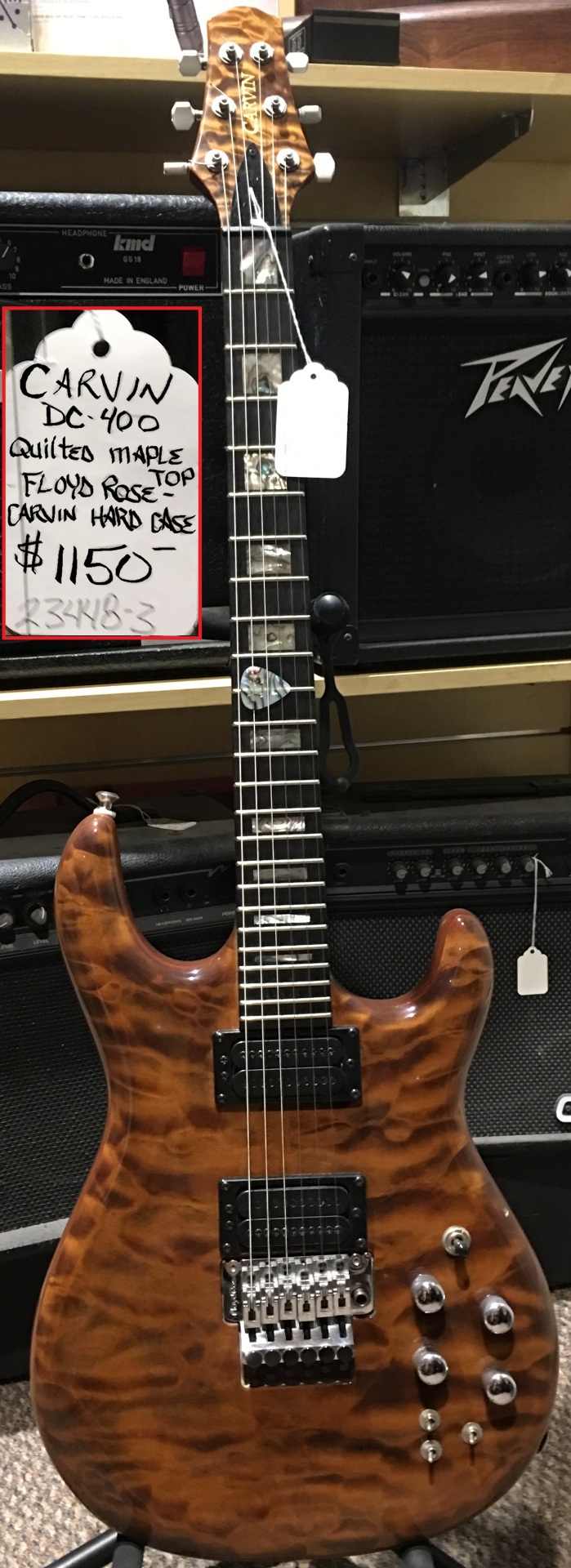 CARVIN DC 400