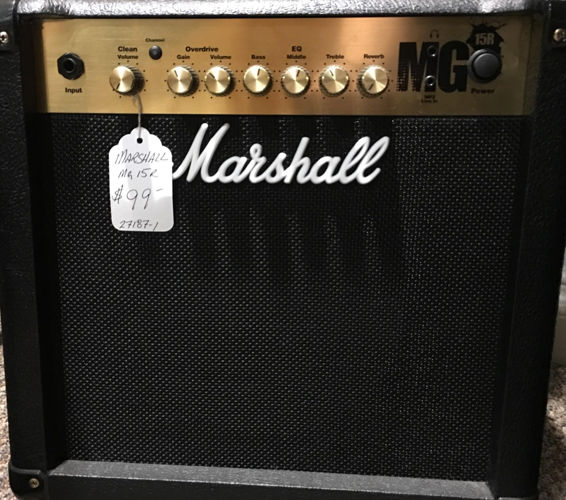 MARSHALL MG15R