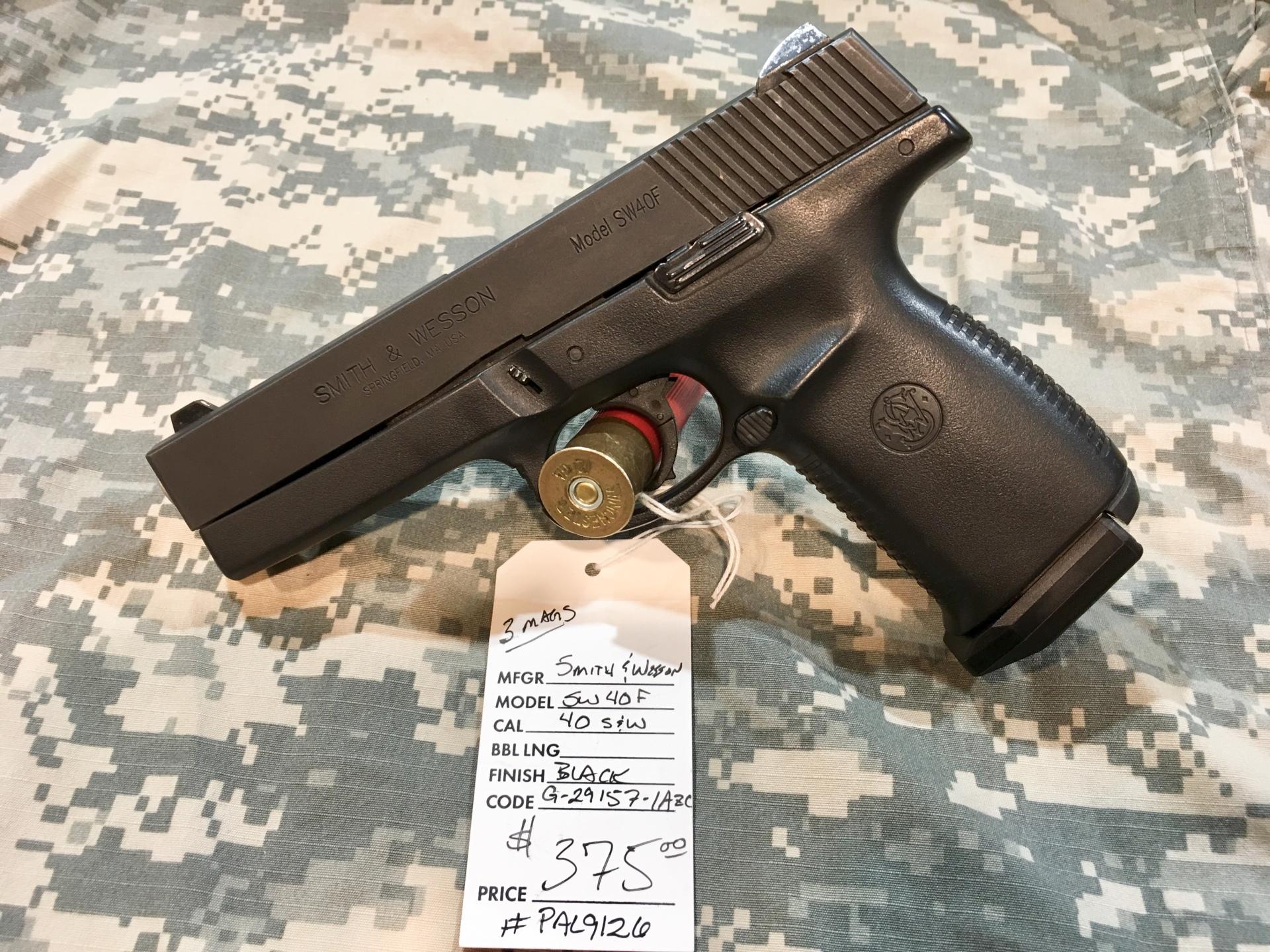 Smith&Wesson SW40F