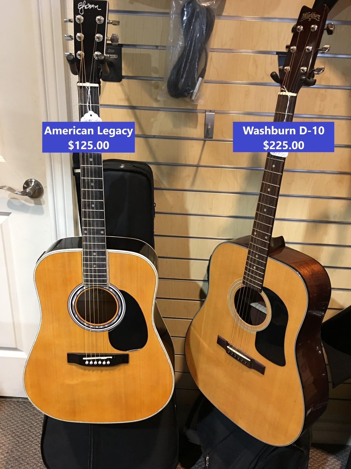American Legacy & Washburn