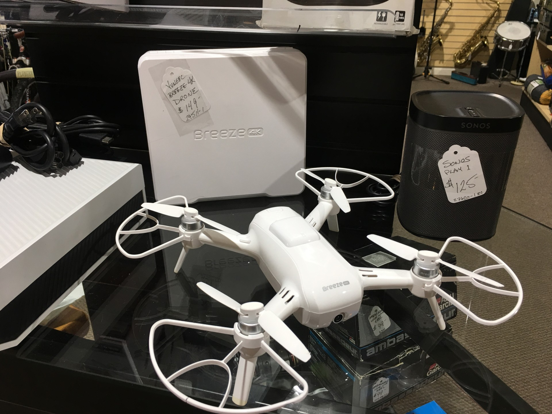 Yuneec Breeze - 4k Drone