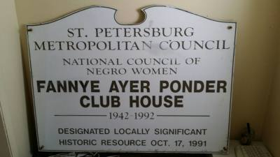 Our Legacy Landmark Sign