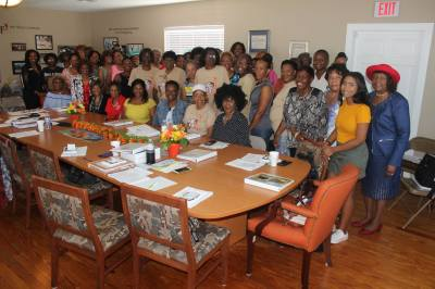 NCNW September 2017 Monthly Meeting At The Council House