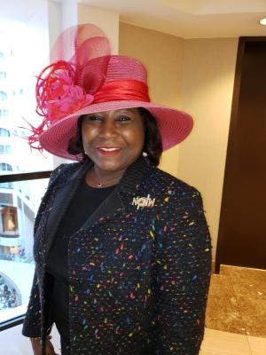 Sharon Beard Incoming National President of Top Ladies of Distinction