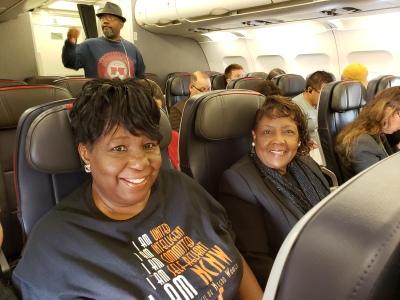 From TIA to DCA  Tampa International Airport to Ronald Reagan
