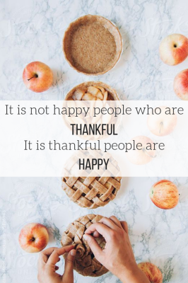 3 Ways to put the Thanks back in Thanksgiving (and everyday!)