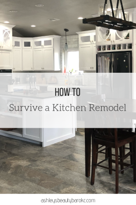 How we survived a kitchen remodel