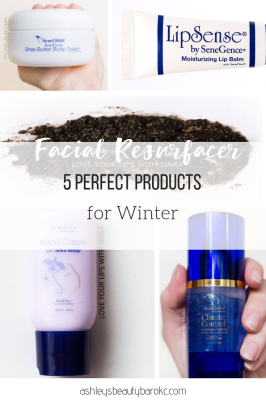 5 Perfect Products for Winter