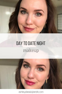 Day to Date Night Makeup