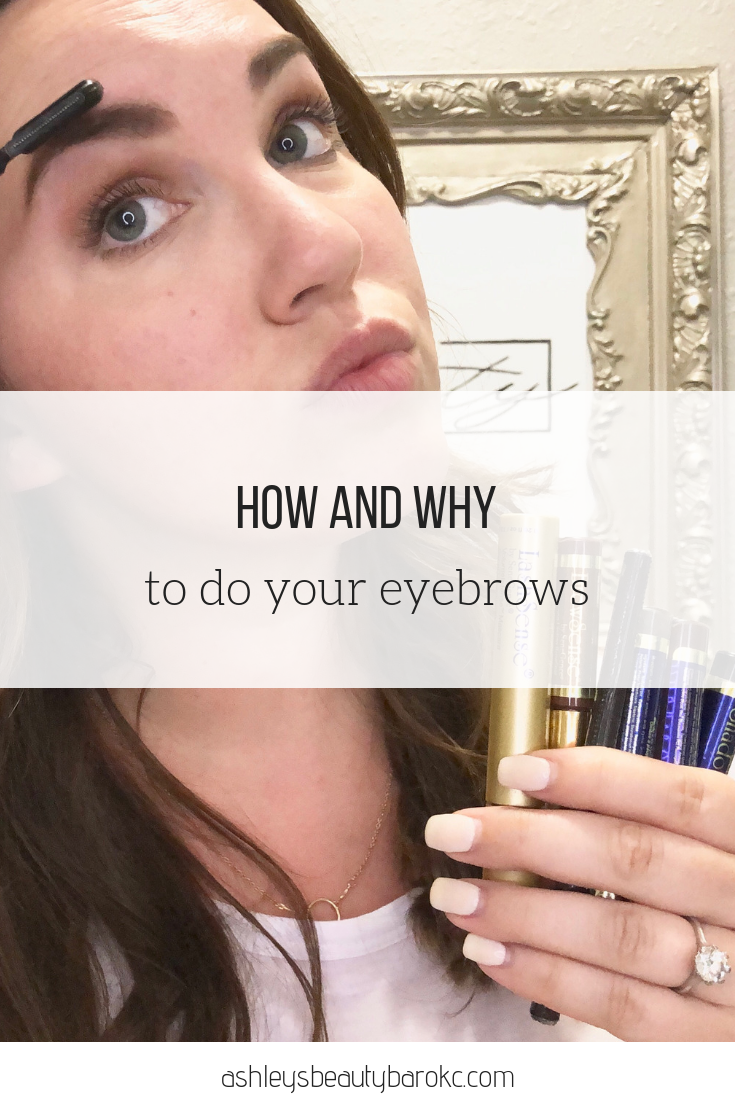How & Why you should do your eyebrows