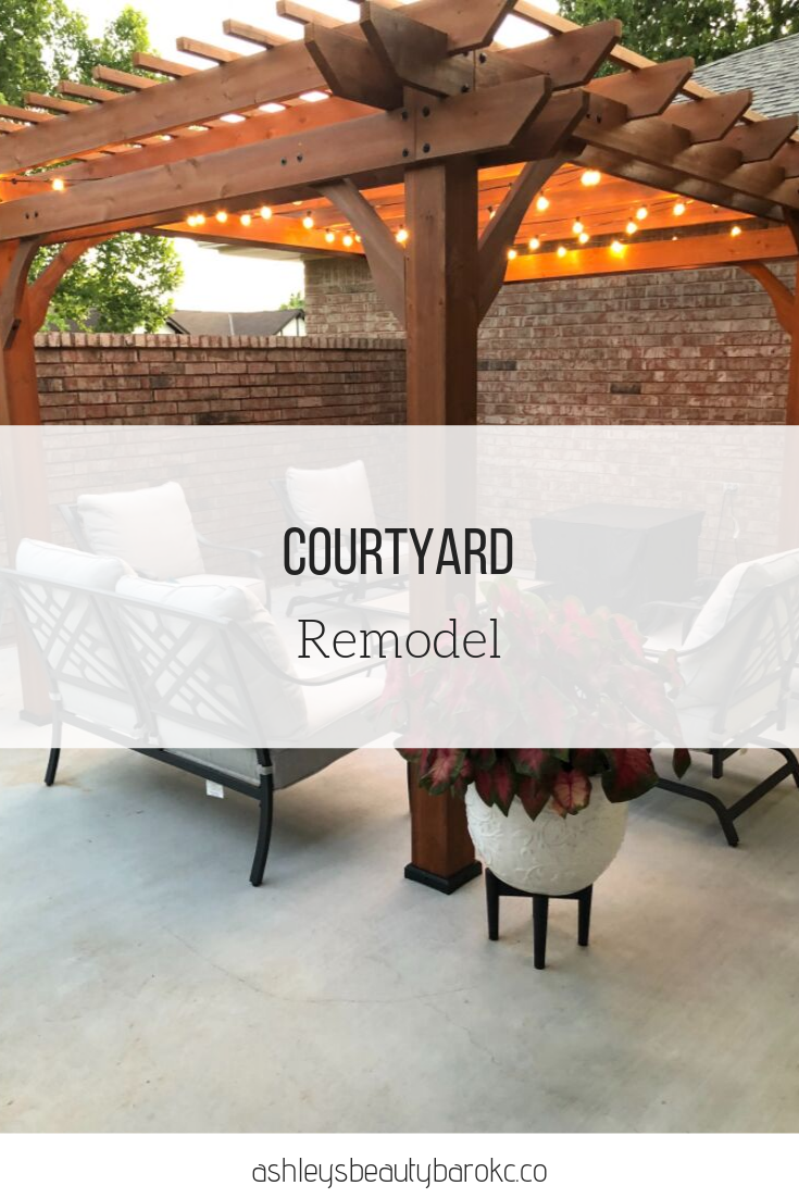 Courtyard Remodel