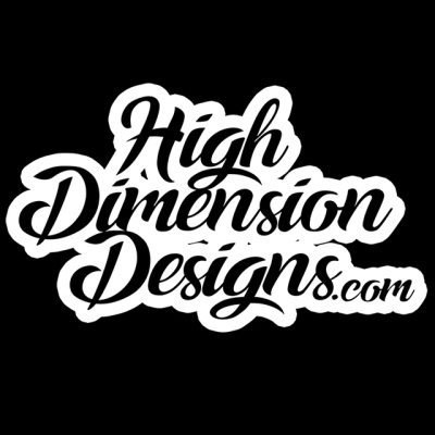 High Dimension Designs Logo