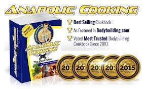 """Review of """"Anabolic cooking"""""""