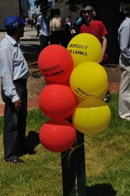 Boycott Sri Lanka Cricket Campaign
