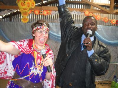 Kajiado, Maasai tribe, Kenya