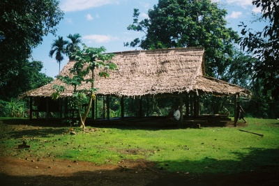 Bible school, Solomon Islands