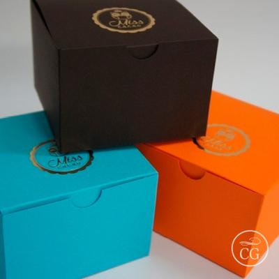 caixa personalizada para bolachas e cookies