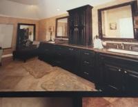 custom tile bedroom floor