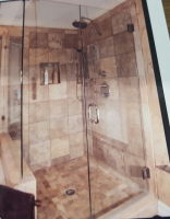 glassdoor shower