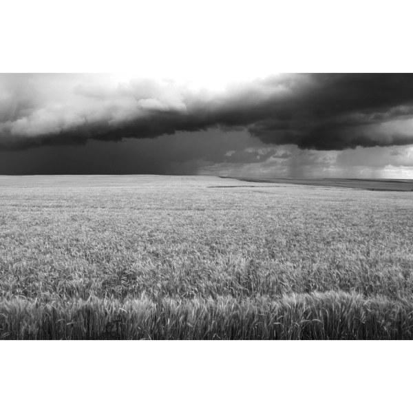 Storm Clouds. Central Montana