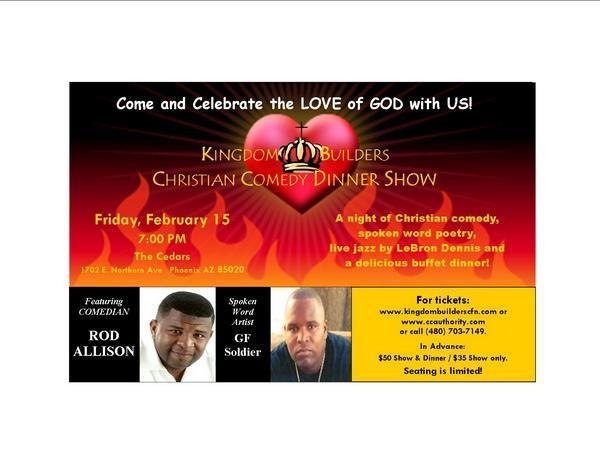 Kingdombuilders event 2