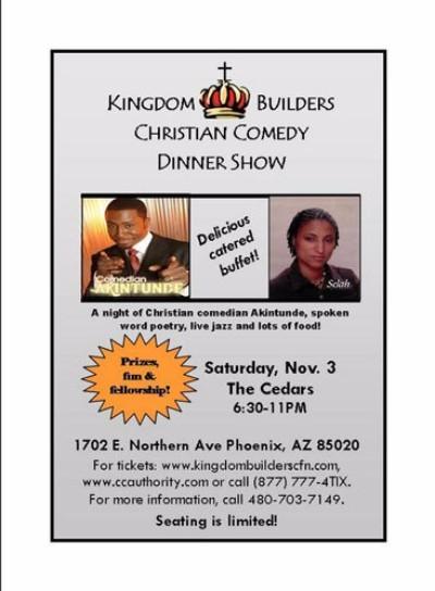 Kingdombuilders Event 1