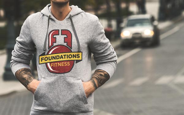 Foundations Fitness Custom Logo