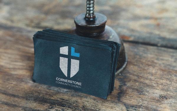 Cornerstone Community Custom Logo