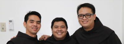 Three Brothers to Profess their Final Vows