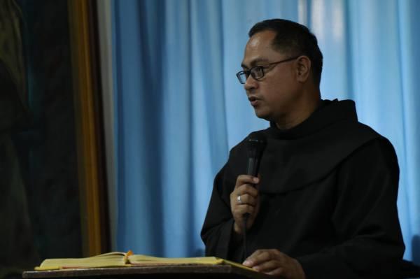 Fr. Irineo Tactac III, OFM