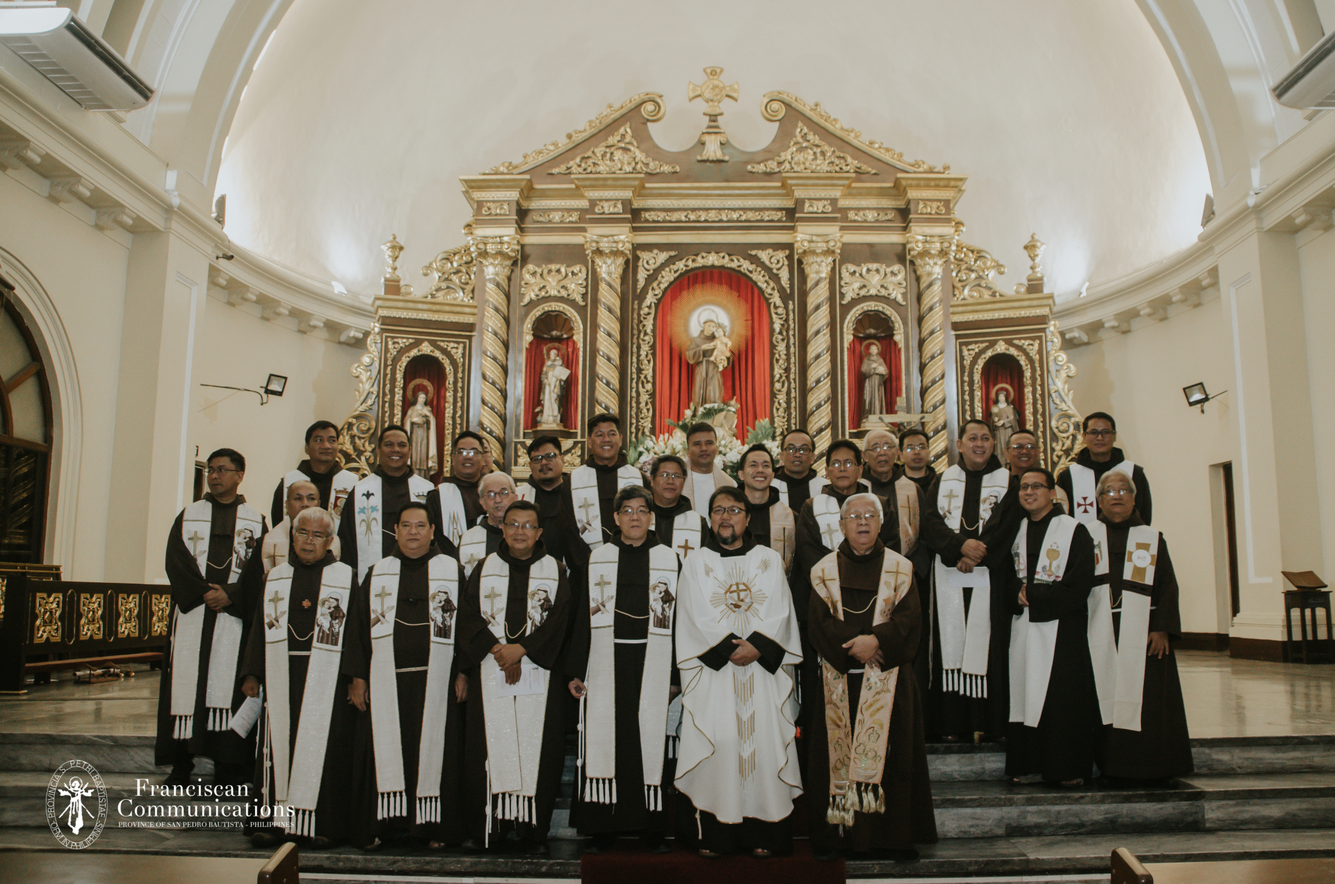 """""""Vocation not Profession"""": Jubilarians told"""