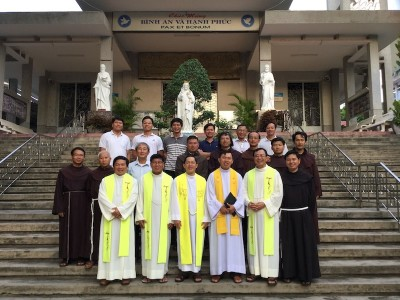 """""""FROM THE FRANCISCAN JPIC NATURE TO THE LAUDATO SI' ENCYCLICAL"""""""
