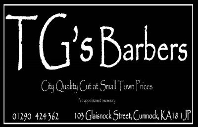 TG's Barbers