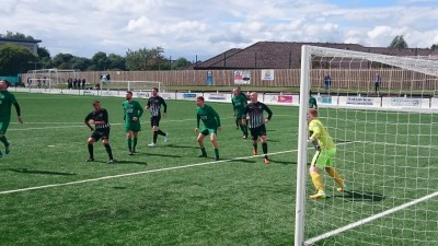 Cumnock Too Strong for the Boys in Green