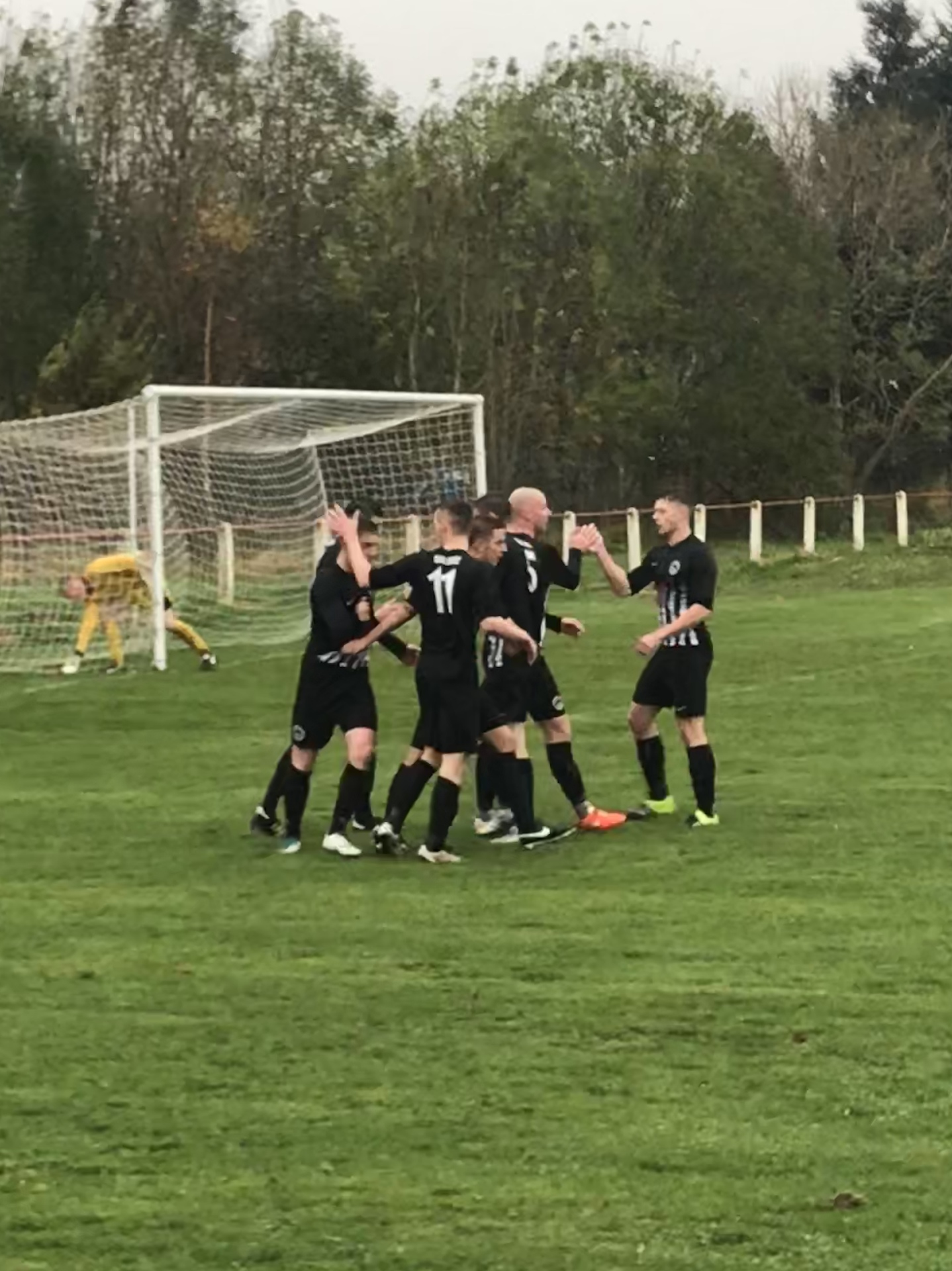 Cumnock Too Good for Craigmark and Progress into 3rd Round