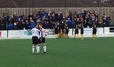 Cumnock Drubbed by Arch Rivals Auchinleck in Scottish Cup