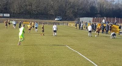 Point Apiece for Kilbirnie and Cumnock at Valefield Park