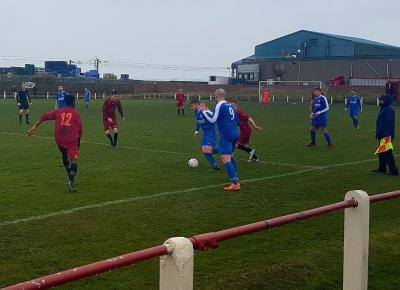Cumnock Stick 5 Past the Seasiders in the Ayrshire Cup
