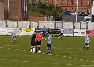 Arthurlie and Cumnock Share Spoils in No Score Bore