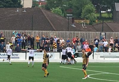 Bot Bottlers Surrender 2-0 lead to Cumnock and Kiss Goodbye to League Title
