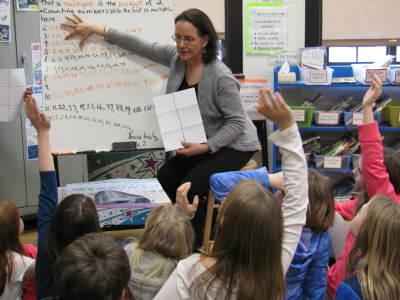 Agnes Zellin:  National Board Certified Teacher