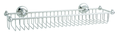 Kensington Wide Wire Shower Rack