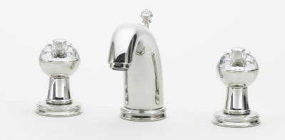 Highgrove Bathroom Mixer  - Three Hole