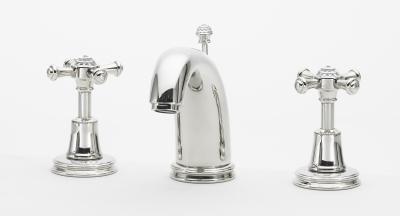 Dorchester Bathroom Mixer - Three Hole